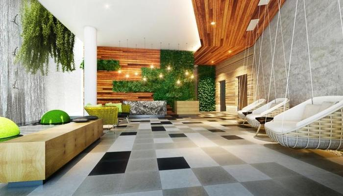 Vasanti Kuta Hotel Bali - Ruang tamu