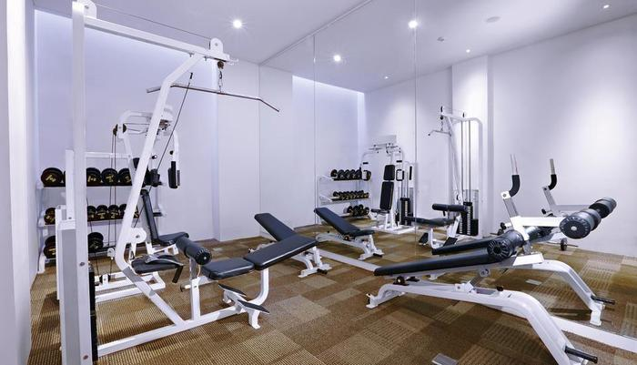 Vasanti Kuta Hotel Bali - Gym