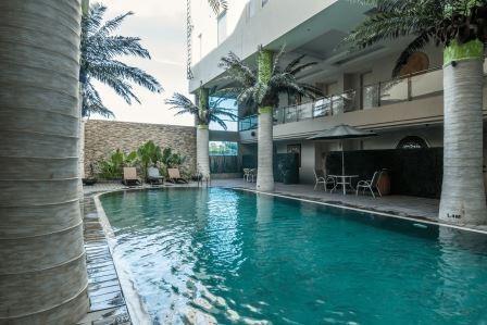 Alamat Located Sun Boutique Hotel Jl Sunset Road No 23 80361 Kuta Bali Indonesia 80361Bali Rating Star Murah Bintang 4 Di