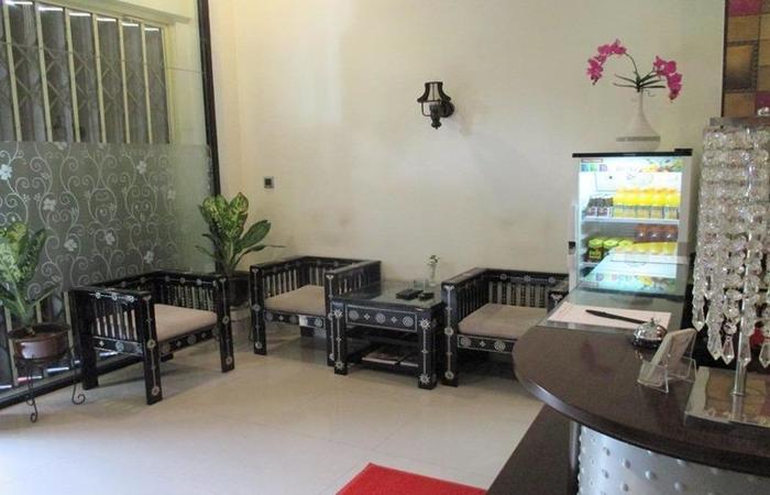 Hotel Sidarta Lombok - Lobby