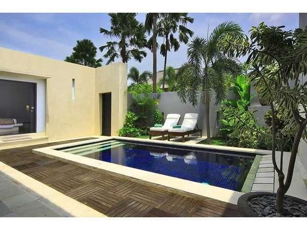 The Seminyak Suite Bali - One bedroom villa overview