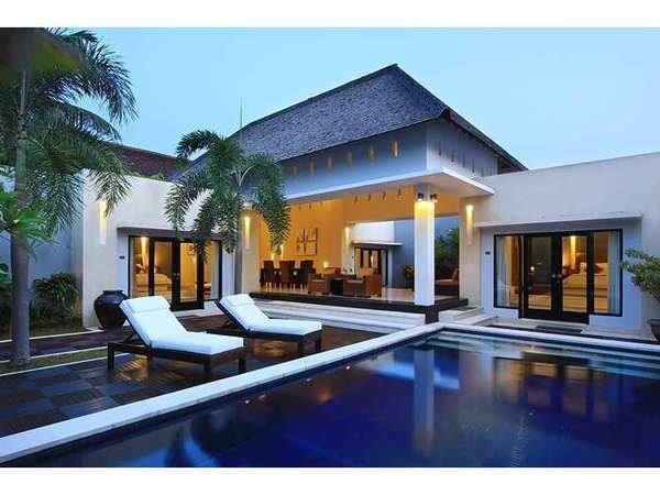 The Seminyak Suite Bali - Three bedroom villa overview