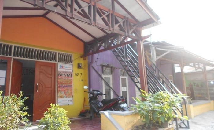 Amelia 2 Guest House Medan Medan - Eksterior