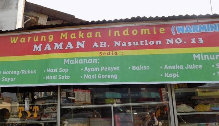 Amelia 2 Guest House Medan Medan - Restoran