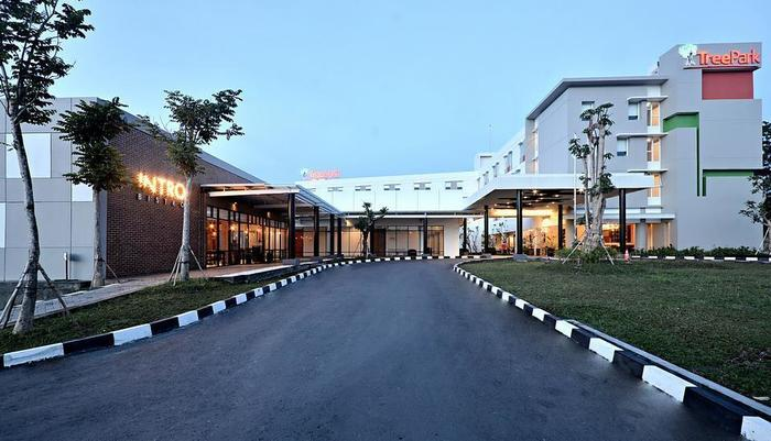 TreePark Hotel Banjarmasin - Hotel