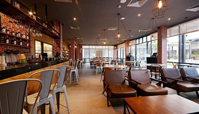 TreePark Hotel Banjarmasin - Restaurant