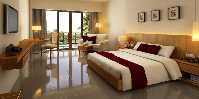 Taksu Sanur Hotel Bali - Studio Suite (20/Dec/2013)