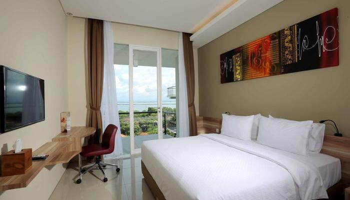 Mahogany Hotel Bali - Kamar Deluxe
