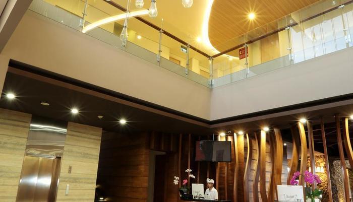 Mahogany Hotel Bali - Lobby