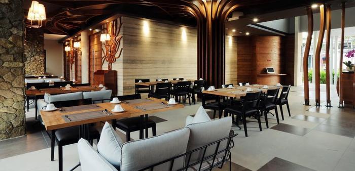 Mahogany Hotel Bali - Restoran