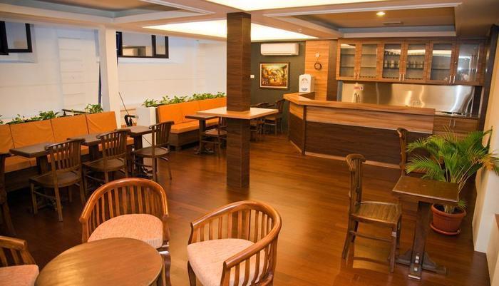 Rumah Shinta Jakarta - Cafe