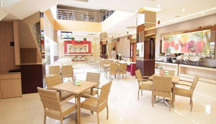 Hotel Borneo Pontianak - Restoran