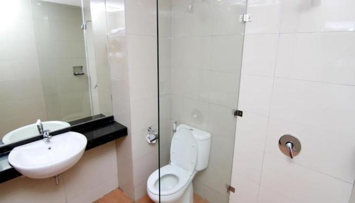 Hotel Borneo Pontianak - Kamar mandi