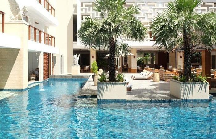 The Bandha Hotel & Suites Bali - Kolam Renang