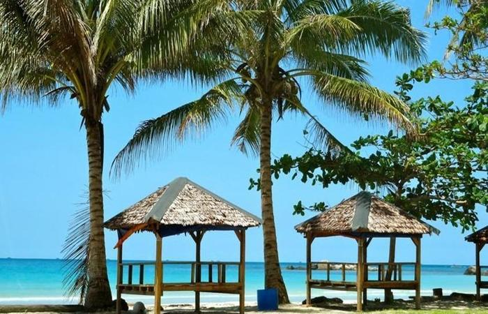 Serumpun Padi Emas Resort Bintan - Pantai