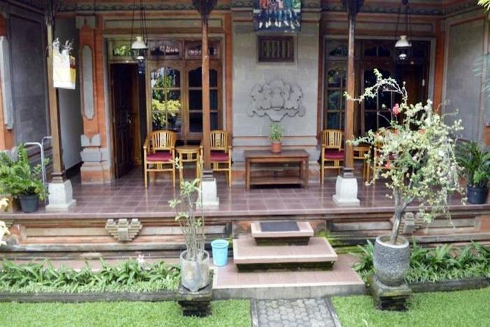 Nick's Homestay Bali - Teras