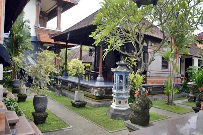 Nick's Homestay Bali - Eksterior