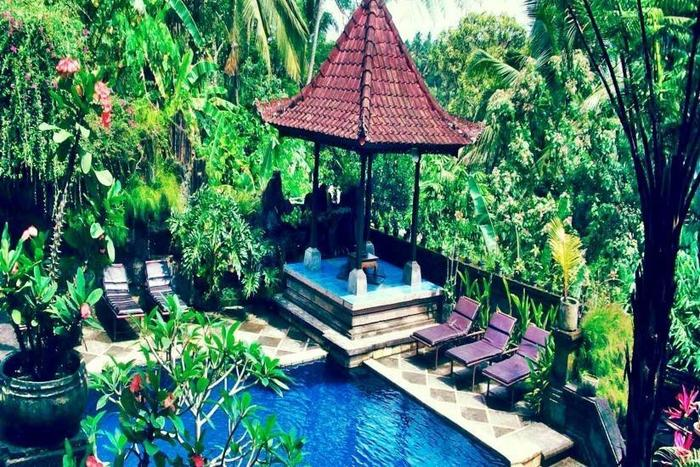 Nick's Homestay Bali - Kolam Renang