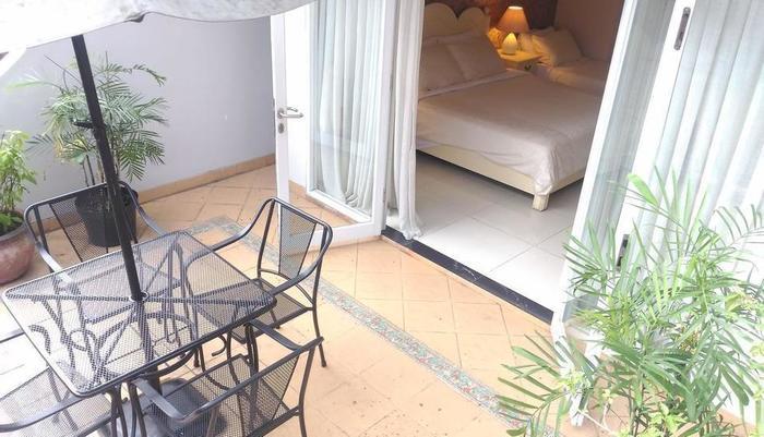 La Nostalgie Guest House Bandung - Super Deluxe
