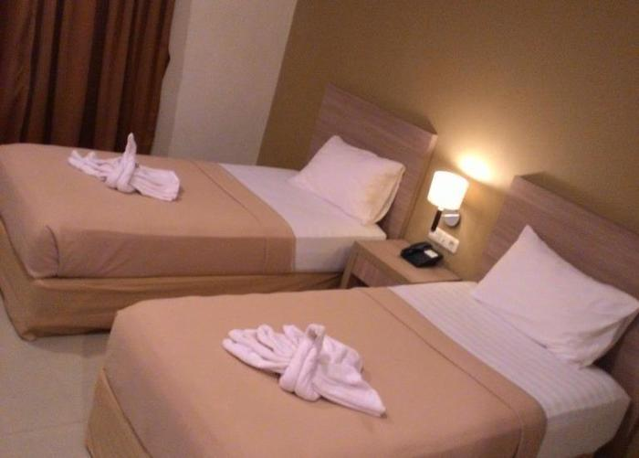 Sun Hotel Pangkalpinang - Kamar Superior Twin