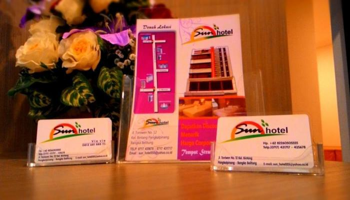 Sun Hotel Pangkalpinang - Pemandangan