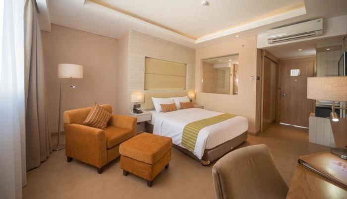 Sotis Hotel Kupang - Deluxe Queen