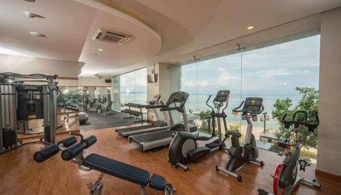 Sotis Hotel Kupang - Gym