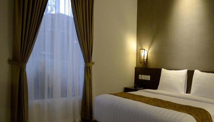 Tasneem Convention Hotel Jogja - Kamar tamu