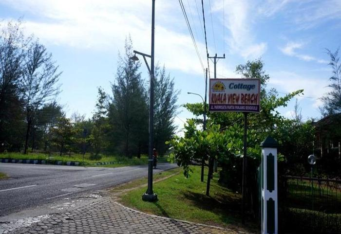 Kuala View Beach Hotel Bengkulu - Eksterior