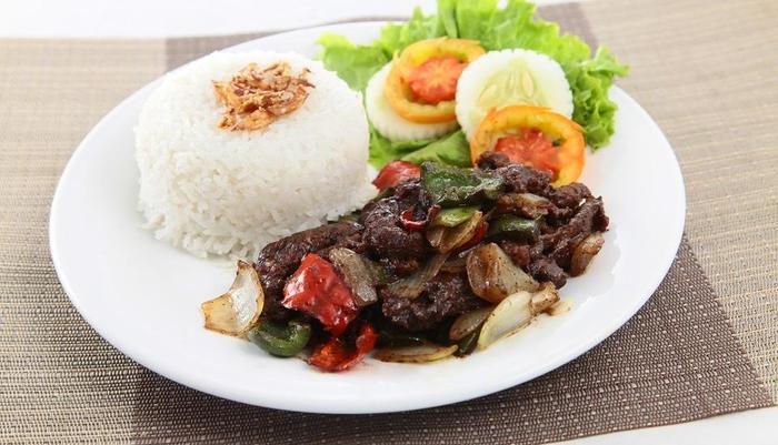 Hotel Sutomo Makassar - Meal