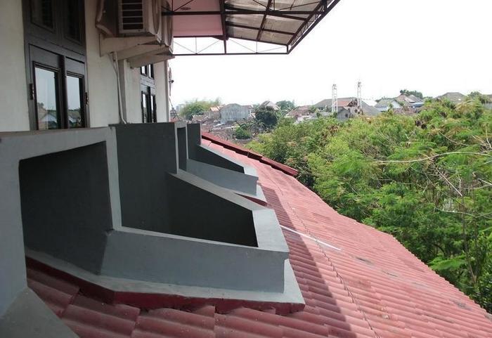 Hotel Bugis Asri Yogyakarta - Balkon