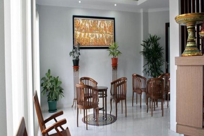 Hotel Bugis Asri Yogyakarta - Lobi
