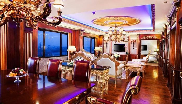 GQ Hotel Yogyakarta Yogyakarta - Ruang tamu