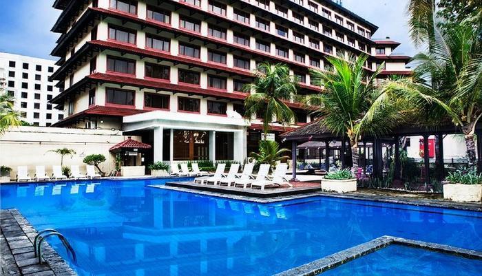 GQ Hotel Yogyakarta Yogyakarta - Kolam Renang