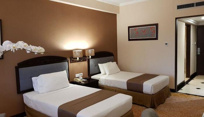 GQ Hotel Yogyakarta Yogyakarta - Deluxe Twin