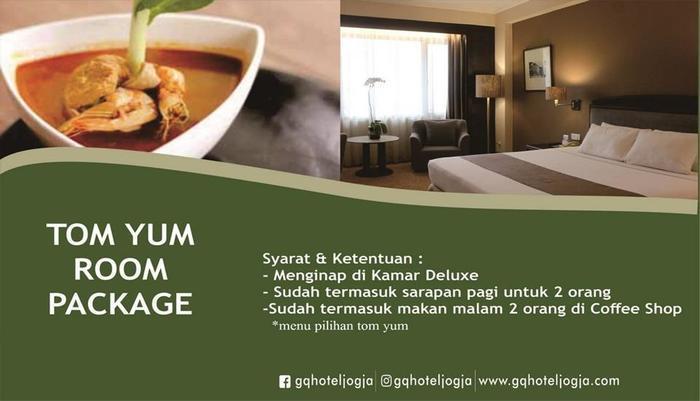 GQ Hotel Yogyakarta Yogyakarta - Package