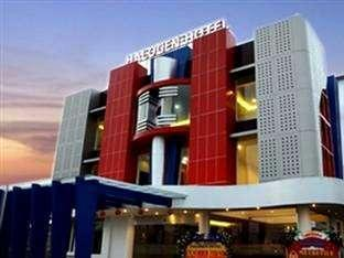Hotel Halogen Surabaya - Tampak Luar