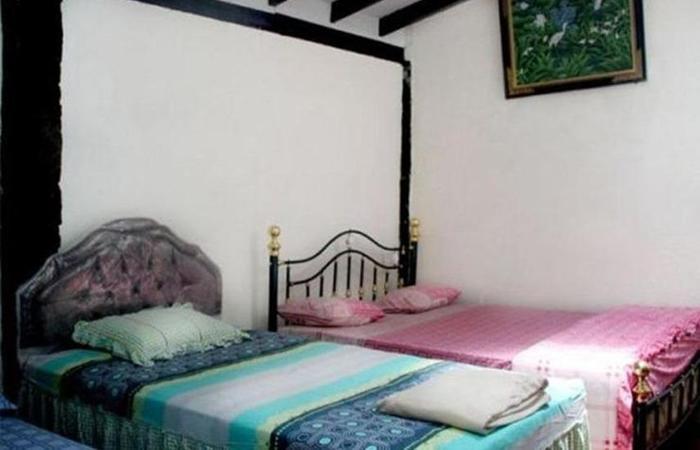 Villa D2 Istana Bunga - Lembang Bandung Bandung - Kamar tamu
