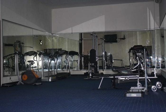 Hotel Royal Victoria East Kutai - Fitness