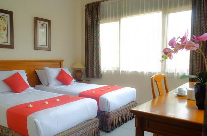 Hotel Mutiara Bandung - Superior Twin