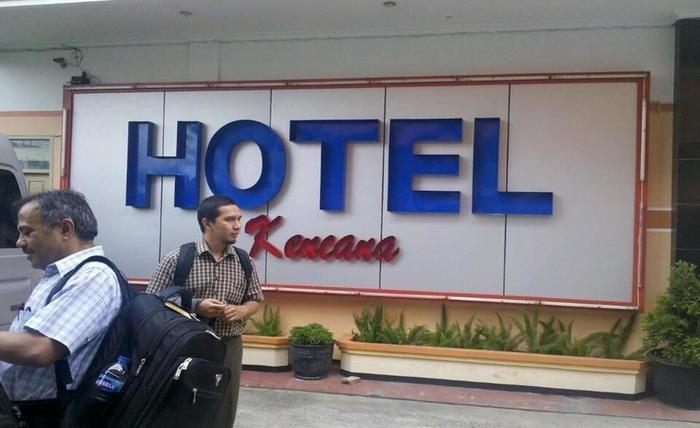 Hotel Kencana Blora Blora - Eksterior