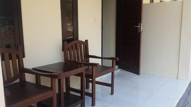 Belong Bunter Homestay Bali - Teras kamar