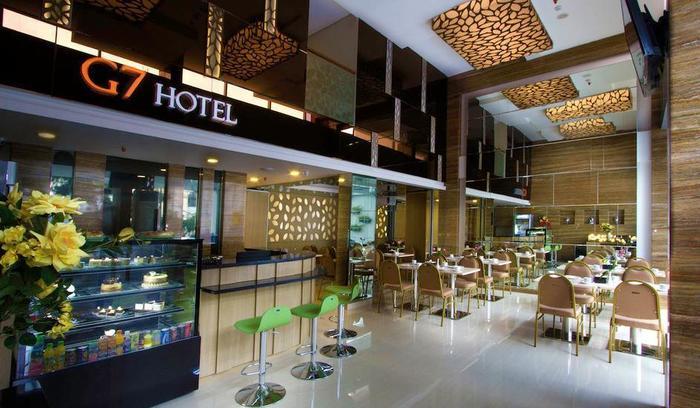 G7 Hotel Jakarta - Lobi