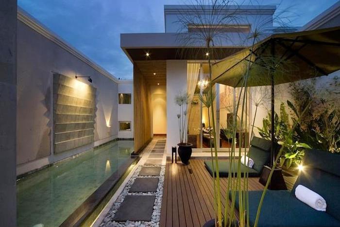 SEIRYU VILLA Bali - Kolam Renang