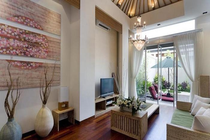 SEIRYU VILLA Bali - Ruang tamu