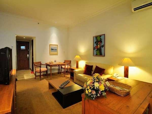 Mesra Business & Resort Hotel Samarinda - Suite