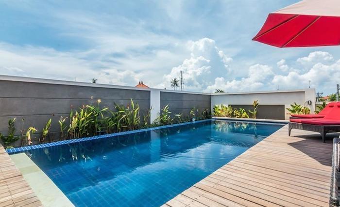 Tinggal Premium at Sanur Danau Tamblingan Bali - Kolam Renang