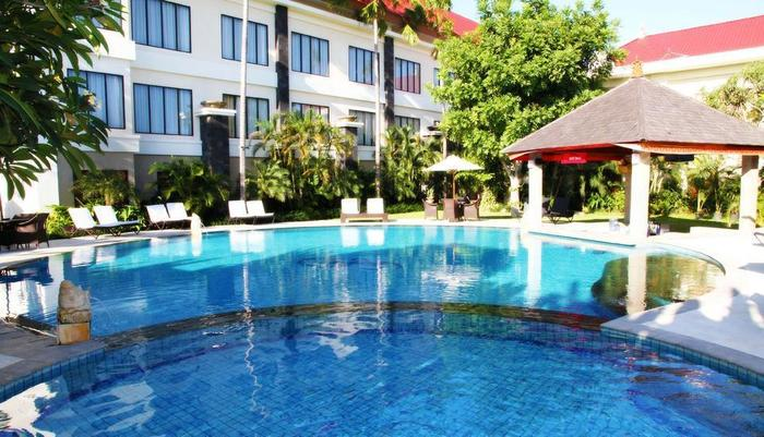 Harrads Hotel Bali - Pool View