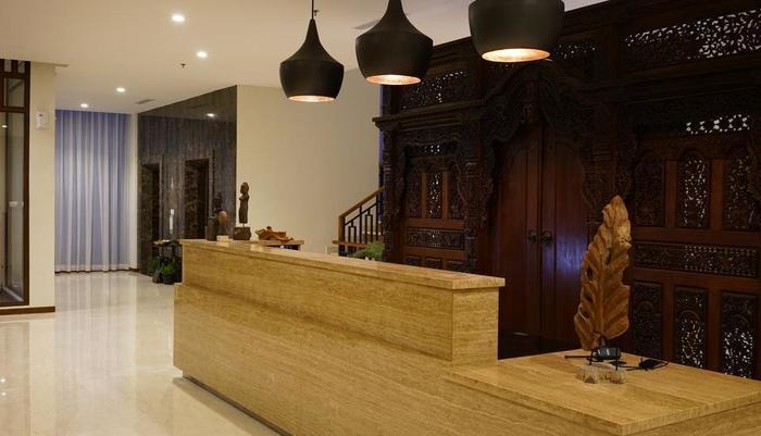 Hotel Wimarion Semarang Semarang - Lobby