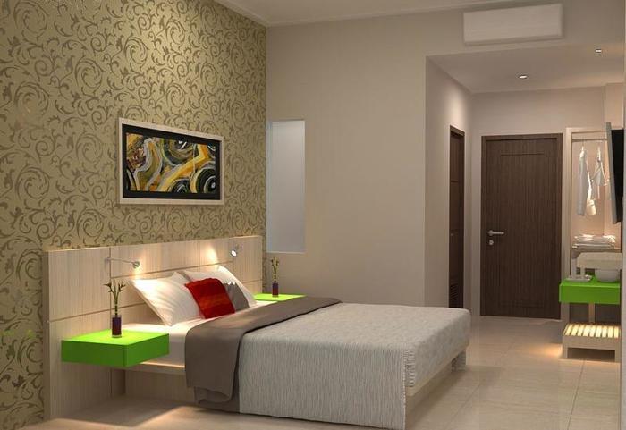 Hotel Pandanaran Yogyakarta - Kamar tamu